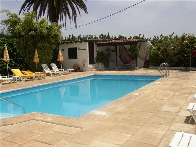 Hotel El Patio - zwembad