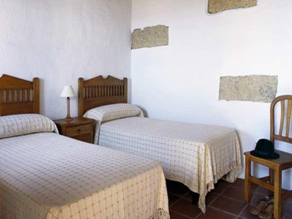 Casita Las Dulces - slaapkamer