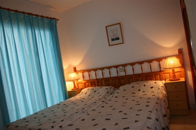 Appartementen Punta Negra -  slaapkamer
