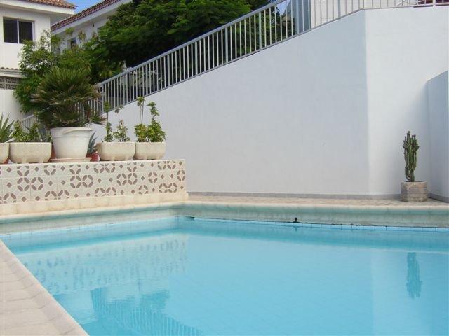 Appartementen Punta Negra -  zwembad