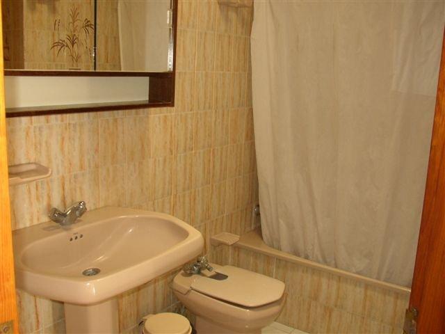 Appartementen Punta Negra -  badkamer