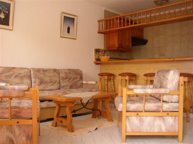 Appartementen Punta Negra -  woonkamer