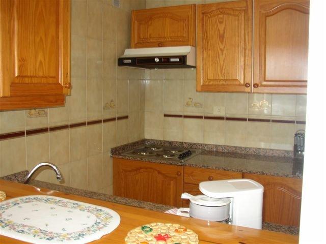 Appartementen Punta Negra -  keuken