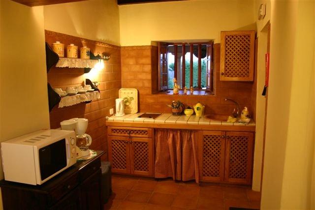 Casita Acoroma - keuken