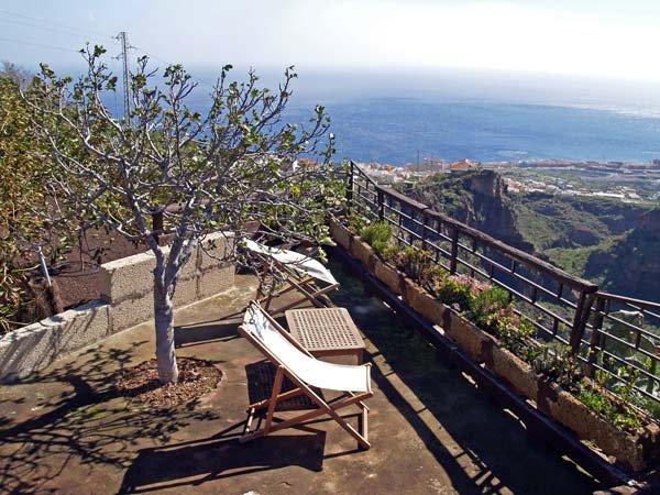Casita Acoroma - uitzicht