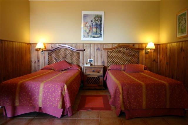 Hotel Finca Salamanca - hotelkamer