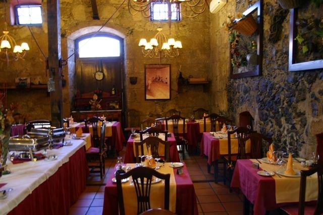 Hotel Finca Salamanca - restaurant