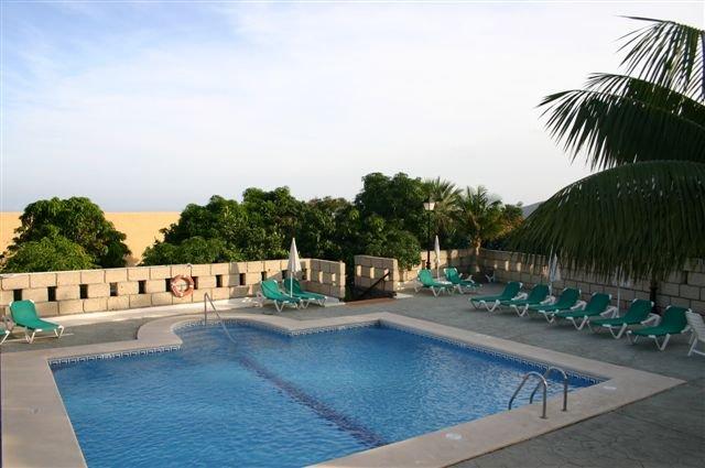 Hotel Finca Salamanca - zwembad