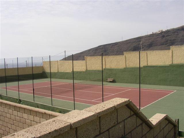 Hotel Finca Salamanca - tennisbaan