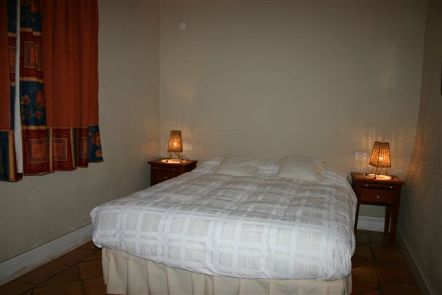Appartementen El Patio de Tita - slaapkamer