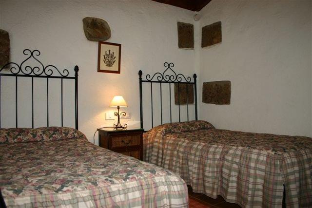 Casita El Picacho - slaapkamer