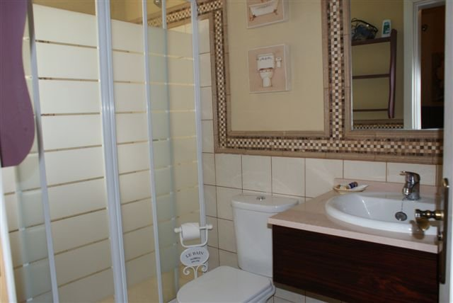 Villa La Malvasia - badkamer