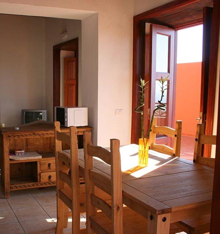 Villa Remedios - eetgedeelte