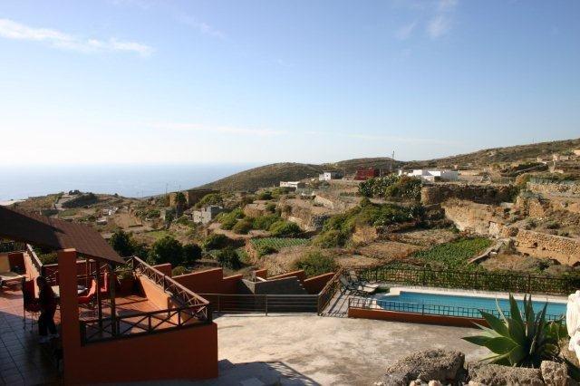 Villa Remedios - uitzicht