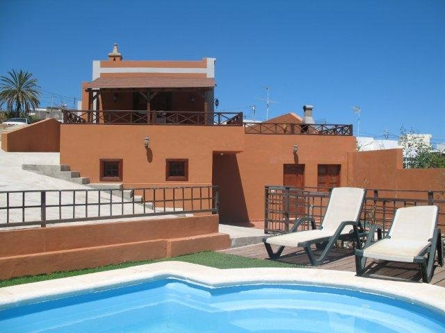 Villa Remedios - zwembad