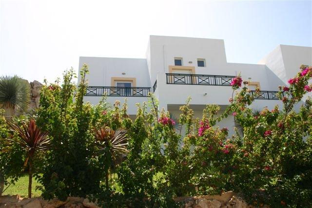 Appartementen Lambis - tuin