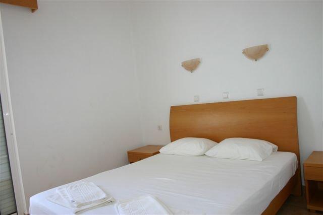 Appartementen Lambis - slaapkamer