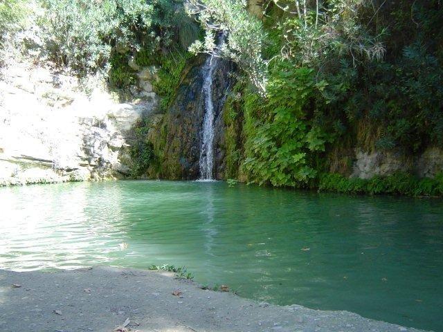 Fly-drive Cyprus - Adonis Bath
