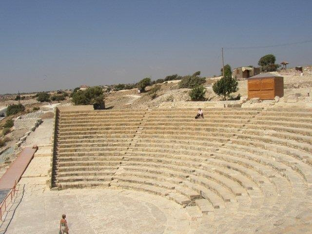 Fly-drive Cyprus - Romeinse stad Kourion