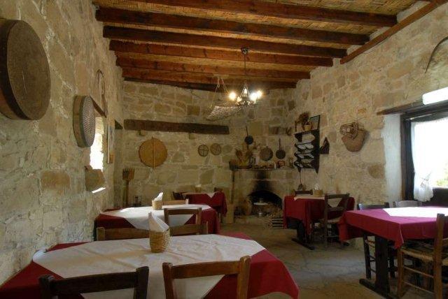 Hotel Vasilias Nikoklis Inn - eetzaal