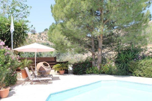 Hotel Vasilias Nikoklis Inn - zwembad