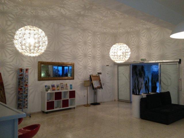 Appartementen Vrachia - lobby