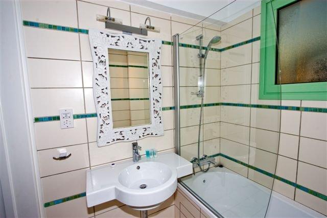Villa Meltemi - badkamer