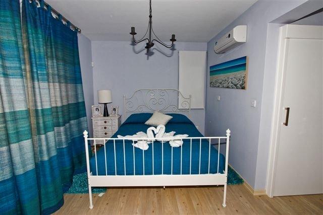 Villa Meltemi - slaapkamer