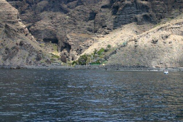 Fly-drive Tenerife - kustlijn van Tenerife