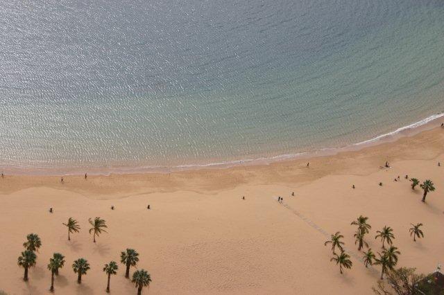 Fly-drive La Gomera - strand