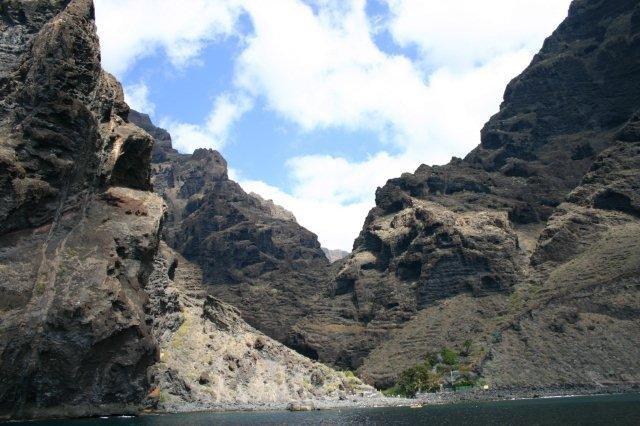 Fly-drive La Gomera - kustlijn