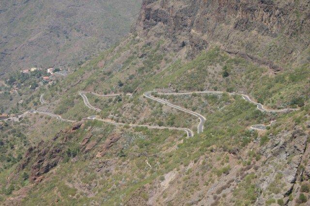 Fly-drive Mirador - bergweg
