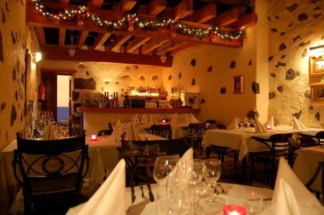 Hotel Casona de Yaiza - restaurant