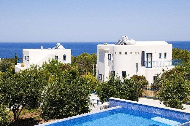 Villa Azzurro - uitzicht