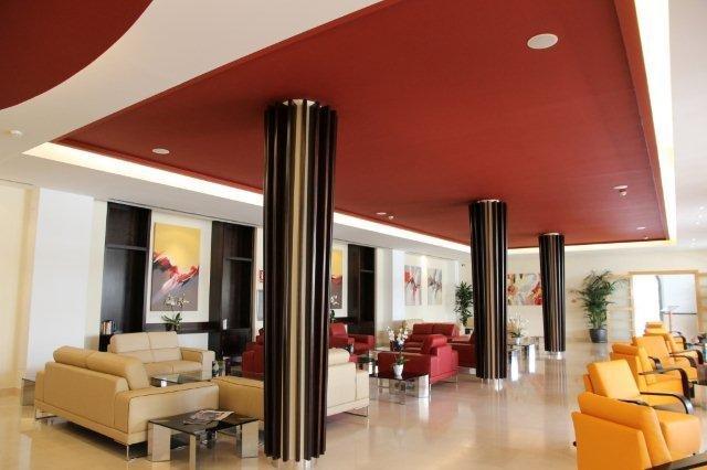 Hotel villa Maria - lobby