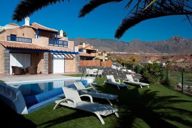 Hotel villa Maria - villa met privé zwembad