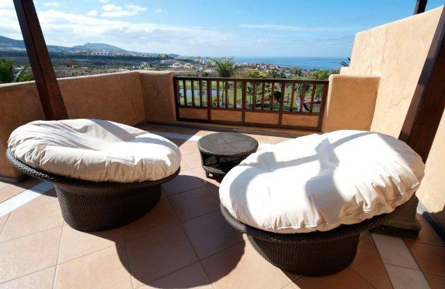Hotel villa Maria - uitzicht