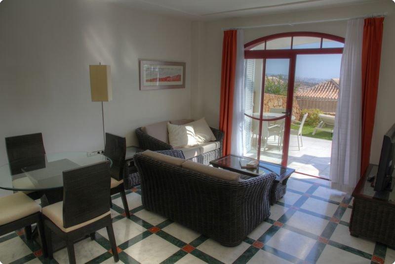 Hotel villa Maria - woonkamer