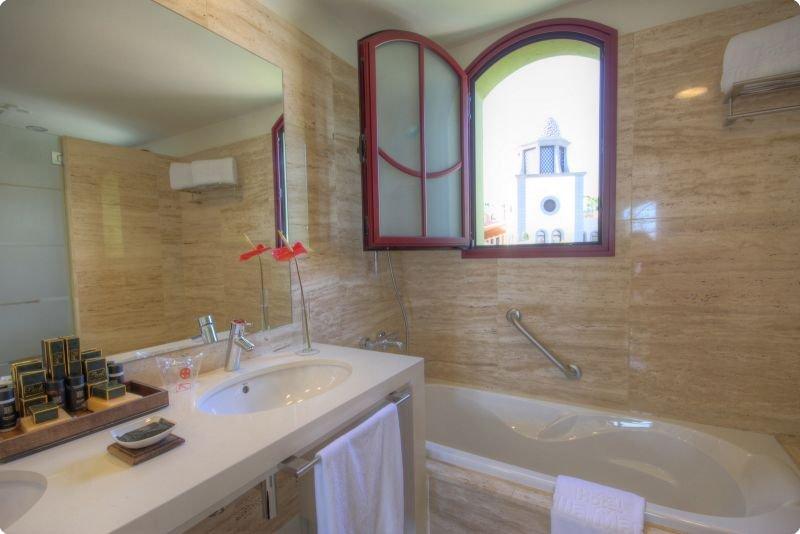 Hotel villa Maria - badkamer