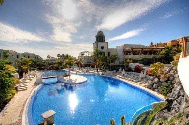 Hotel villa Maria - zwembad