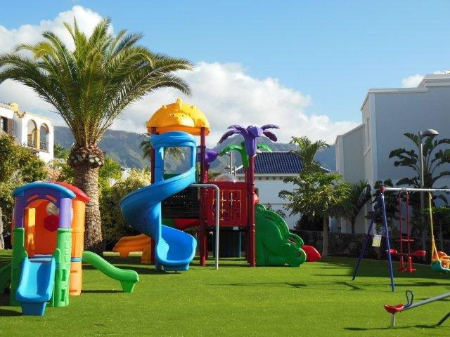 Hotel villa Maria - speeltuin