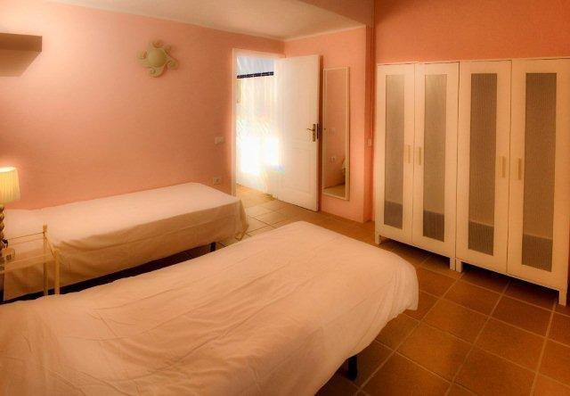Casita La Marea - slaapkamer