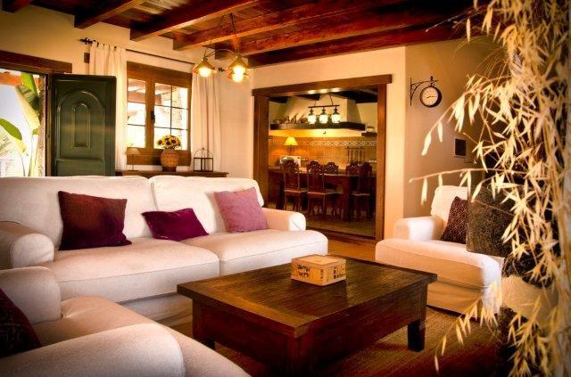 Villa Casa Perdomo - woonkamer