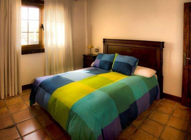 Villa Casa Perdomo - slaapkamer