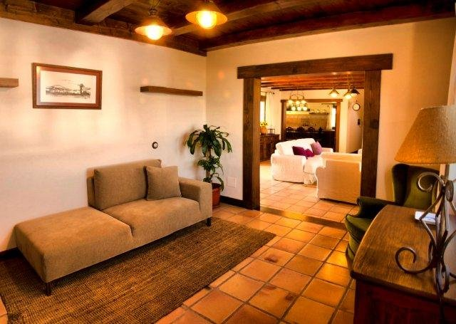 Villa Casa Perdomo - zitje