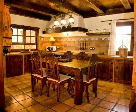 Villa Casa Perdomo - keuken