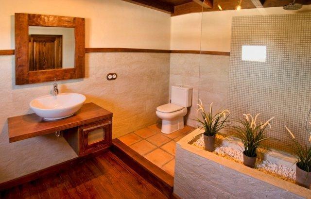 Villa Casa Perdomo - badkamer
