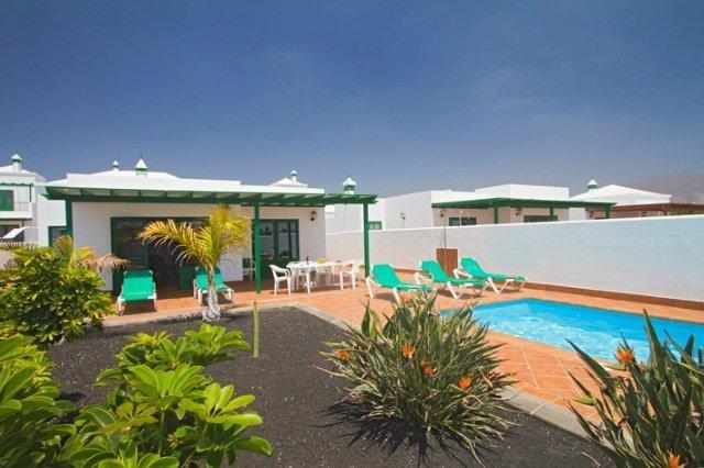 Villa Brisa Marina - tuin