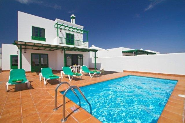Villa Brisa Marina - zwembad