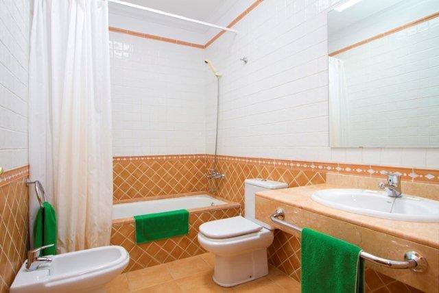 Villa Brisa Marina - badkamer